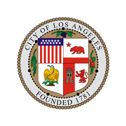 Awarded by the City of Los Angeles