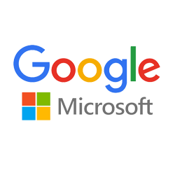 Google and Microsoft Partner